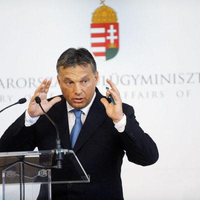 Nincs más út, fel kell jelenteni Orbánékat