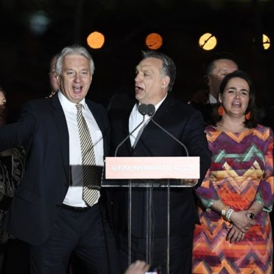 A magyar ellenzék felelős a világ fasizálódásáért