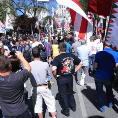 A Fidesz mellett nem él meg még egy náci párt