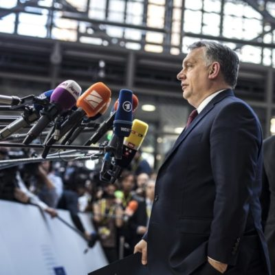 Orbán hatalomátvételre készül, meghirdette Európa fasizálását