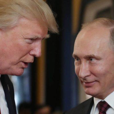 """Trump találkozik a """"főnökével"""", Putyinnal"""