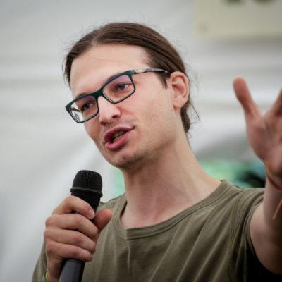 Bartus László: Orbán Gáspár és Jézus Krisztus Tusnádon