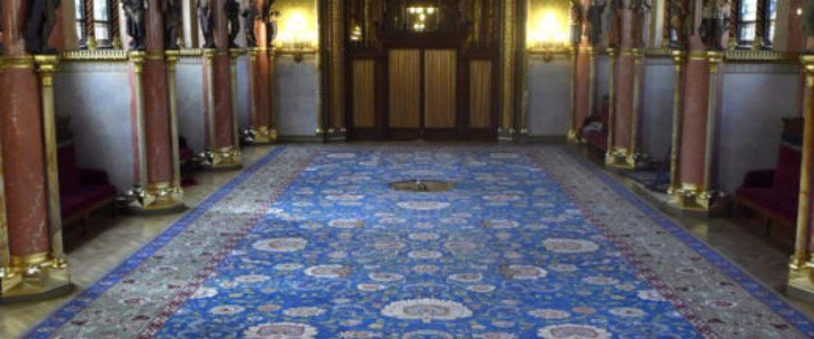 Markó Beáta: A szőnyeg