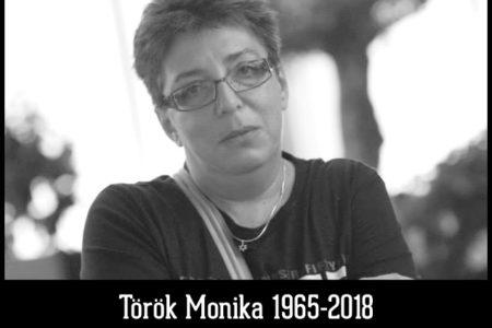 Bartus László: Búcsú Török Monikától