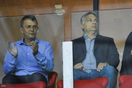 Garancsi is közpénzből fizeti Orbán repüléseit, egyébként az egész vesztegetés