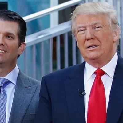 Manaforttal bekerítették Trumpot, Donald Jr. lehet a következő vádlott