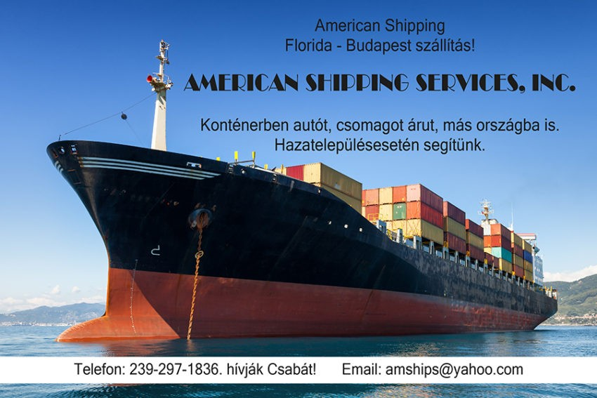 American Shipping Services, Inc.