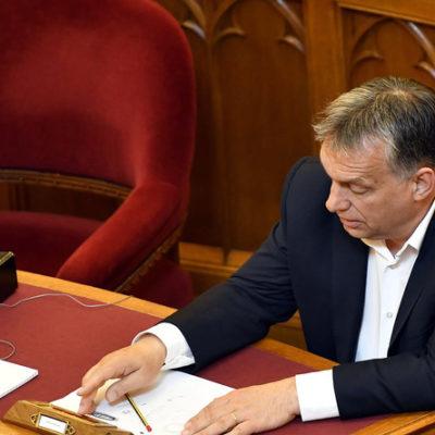 Bartus László: A CEU Orbán antiszemitizmusának bizonyítéka