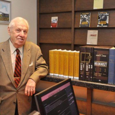 Elhunyt Randolph Braham, a holokausztkutatás apostola