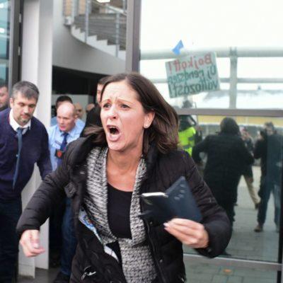 Orbán kidobatta az ellenzéki képviselőket a köztévéből