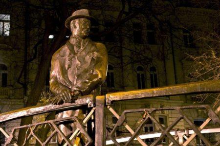 Nagy Imrét a horthysta zsidógyűlölet miatt tüntették el