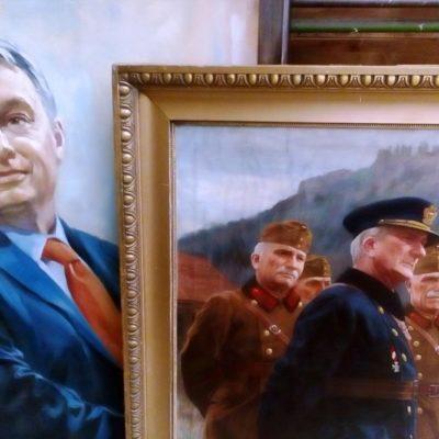 Dollártízmilliárdos büntetéssel tudatosítanák a magyarokban, mi történt a Horthy-rendszerben