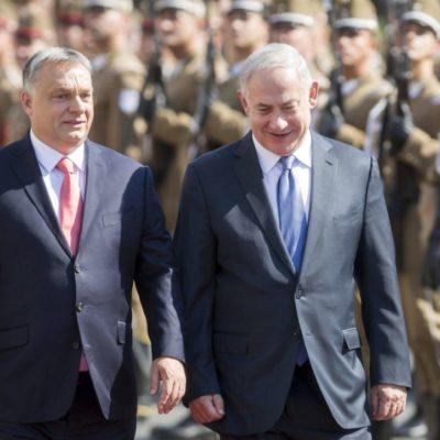 Bartus László: Orbán fertőz, fasiszta veszély Izraelben