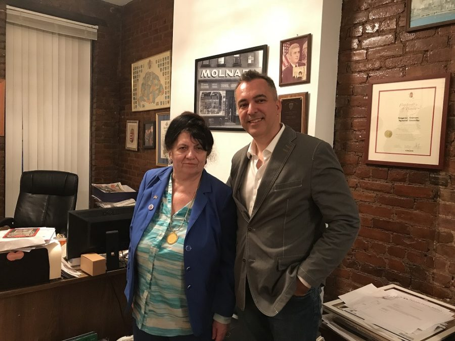 Generation research among the New York Hungarian community