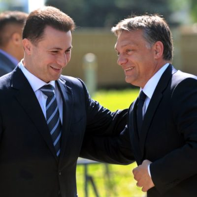 Micsoda meglepetés: megszüntették a nyomozást Gruevszki ügyében
