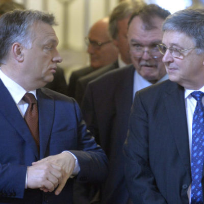 """Orbán Magyarország """"átprogramozása"""" miatt végzi ki az MTA-t"""
