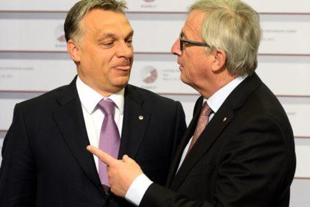 Csak az EU tartja viszonylag épen Orbán elmeállapotát