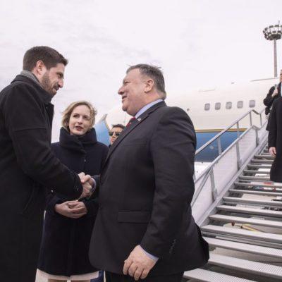 Megalázóan alacsony szinten fogadták az amerikai külügyminisztert