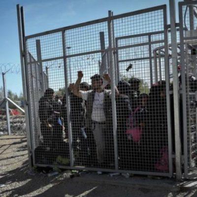 Orbán pribékjei éheztetik a jogtalanul fogva tartott menekülteket