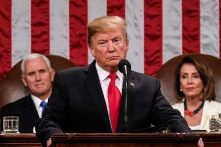 Trump cukros papírba csomagolta a mérget