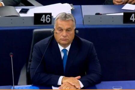 Orbán fertőző, beteg és halott ág, amit le kell metszeni