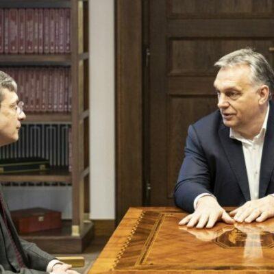"""Orbán izraeli ideológusa szerint """"az Európai Unió a Német Birodalom új formában"""""""