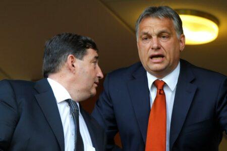 Orbán nem a kereszténységet, hanem a hatalmát és a lopott holmit védi