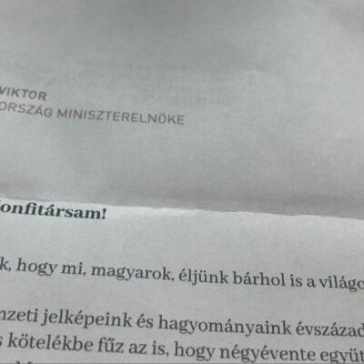 #Metoo – Válaszlevél Orbán Viktornak