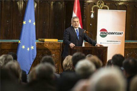 Orbán megpecsételte Szerbia uniós csatlakozását azzal, hogy ő szorgalmazza