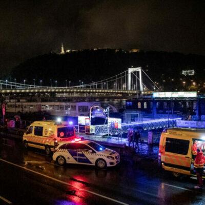 """Időzített """"bomba"""" volt a Dunában örvénylő káosz"""