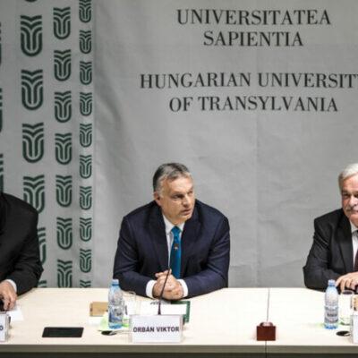 Orbán Kolozsváron butított, megpendítette az Unióból való kilépést is
