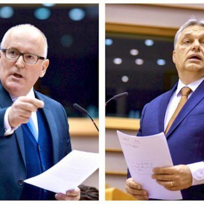 Orbán gyáván megfutamodott, nem vállalta a vitát, mert leégett volna