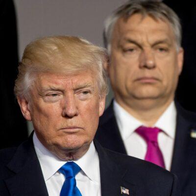 Orbán Amerikában már börtönben lenne, de Trump is afelé halad