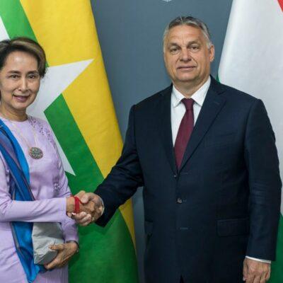 Pénzmosásra készül Orbán a népirtó mianmari rezsimmel is