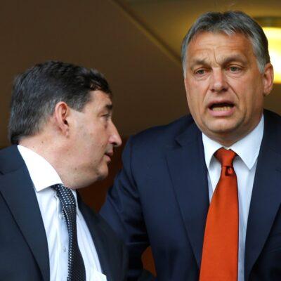 Mészáros Lőrinc nem valóságos üzletember, amit a nevére írnak, arra Orbán teszi rá a kezét
