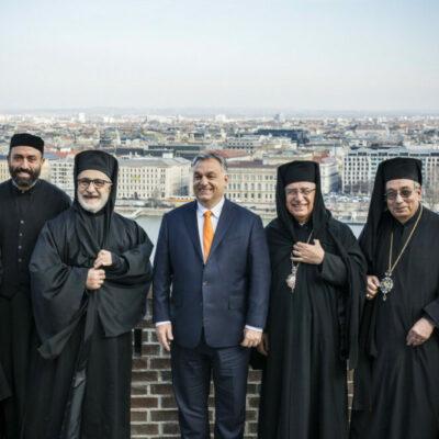Egyedül Magyarországon van keresztényüldözés Európában