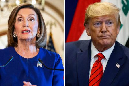 Nancy Pelosi elindította az impeachment eljárást Trump ellen