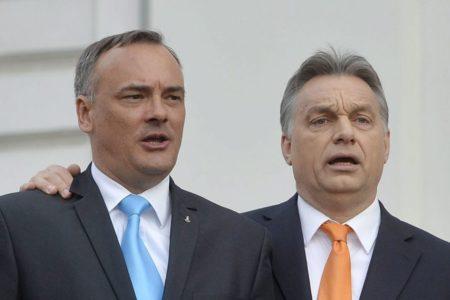 Gábor György Orbán kurvázó dzsentrijeiről