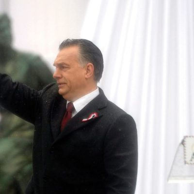 """Orbán az antiszemita Wass Alberttel tágítja a szellemi """"életteret"""""""
