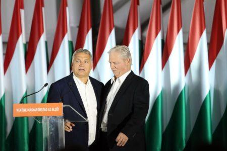 Orbán nem engedi szabadon Tarlóst, amíg él, Orbán foglya