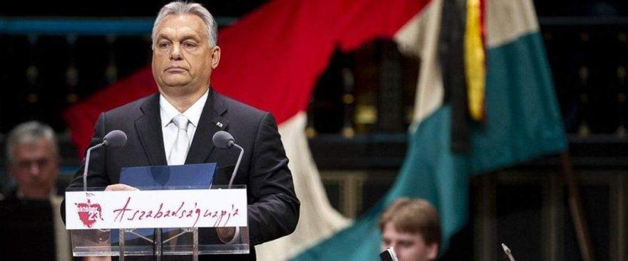Nagyon ráijeszthettek Orbánra, hogy semmit nem mert mondani október 23-án