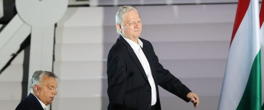 Markó Beáta: Könnyes búcsú a Fidesz főpolgármesterétől