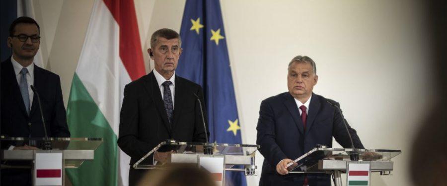 """Orbán és az élősködő V4 országok háborognak, hogy kevesebb pénzt kapnak """"Brüsszeltől"""""""