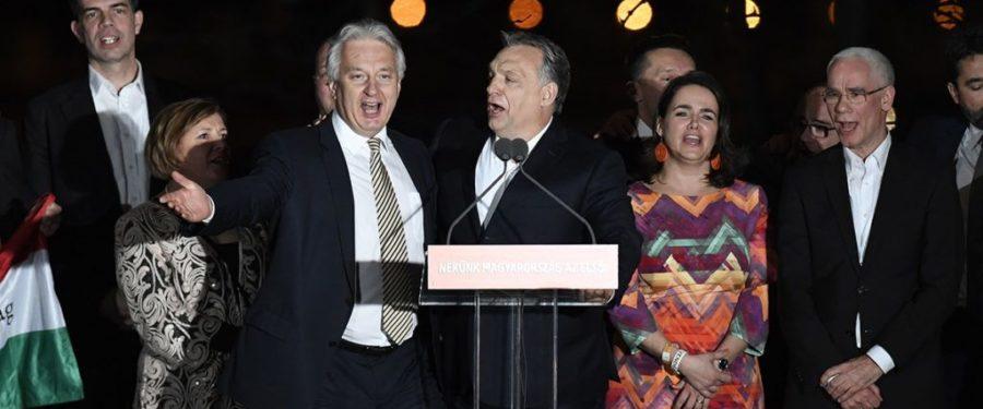 Orbán: Semjén Zsolt és a KDNP a NER morális alapja