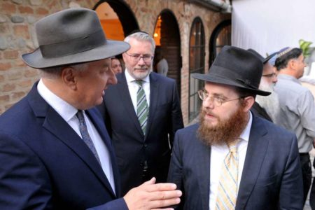 Orbán alternatív zsidó kultúrát épít, ami fasiszta