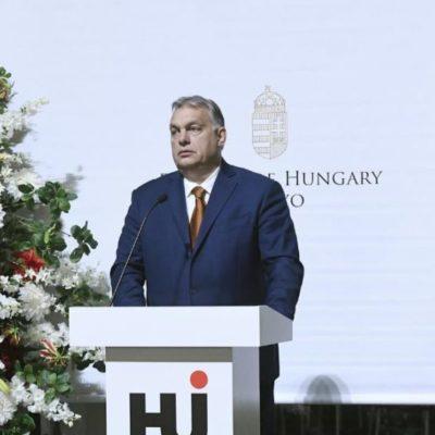 Orbán megprófétálta, hogy rendszere miatt Isten eltörli Magyarországot a földről