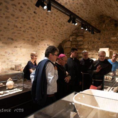 Kellene-e Jézusnak keresztény múzeum Jeruzsálemben?