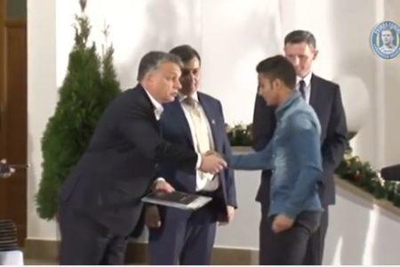 Orbán cigányozott Felcsúton