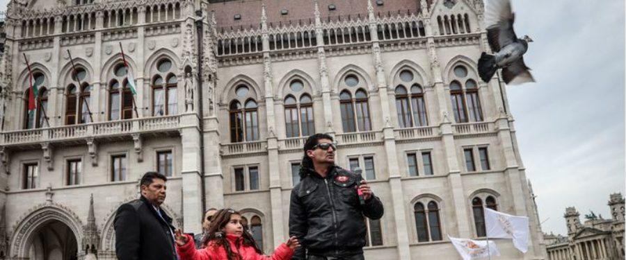 Orbán szerencséje az, hogy a magyar romák békések