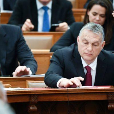 Bartus László: Magyarország nyílt diktatúra, Orbán Viktor fasiszta diktátor